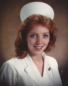 Nancy-graduation-photo-in-nursing-hat