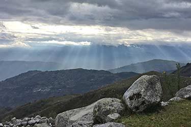 Pilgrimage to Huascarán: Part 1