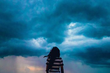 Finding Calm and Clarity at the Center of the Storm