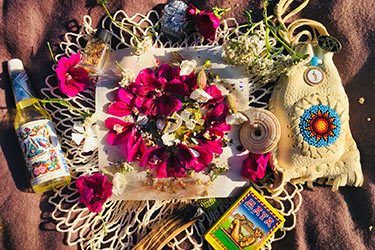 Conscious Living as a Ritual Artist